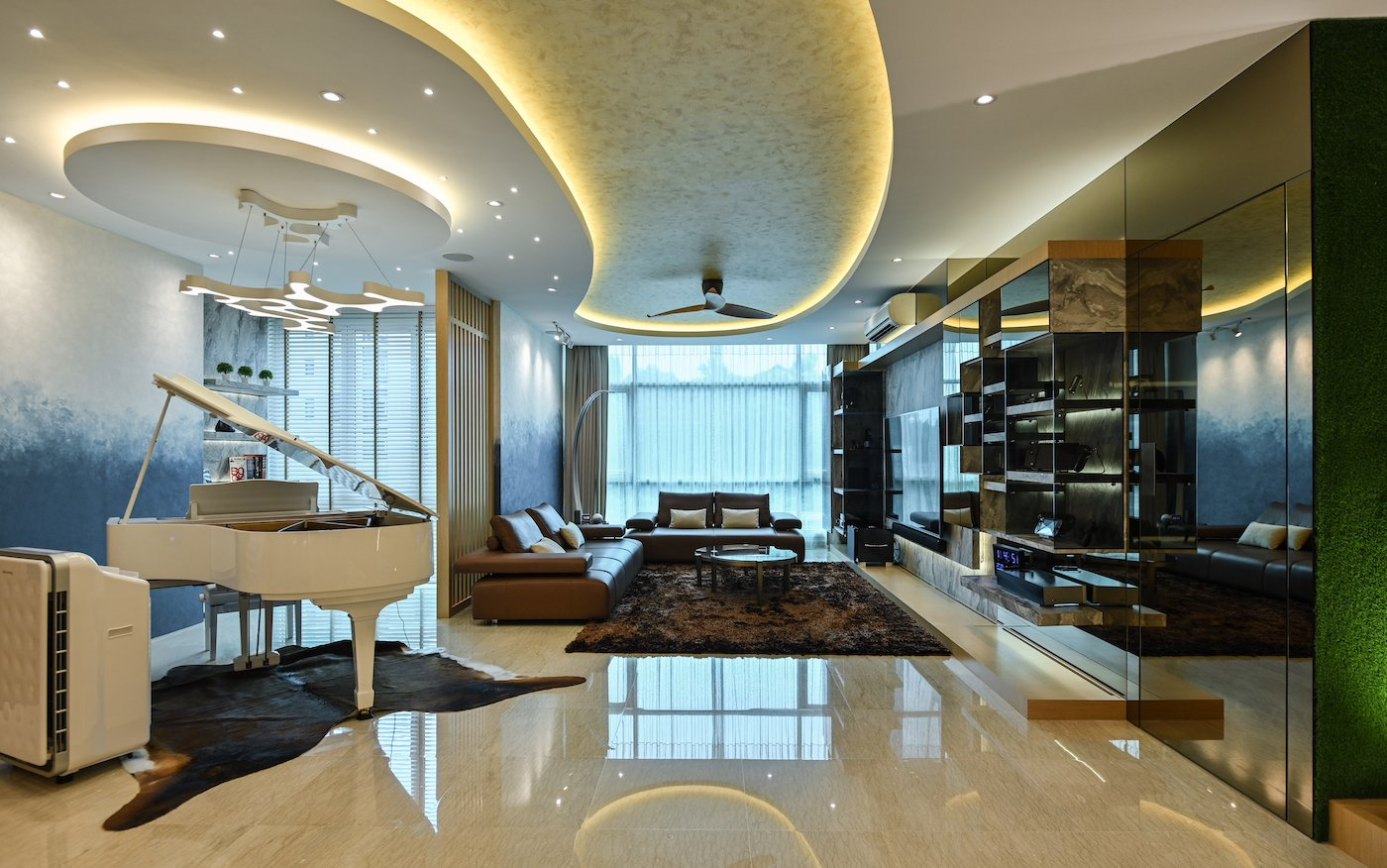 Professional interior design agency in Malaysia